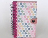 Pink Polka Dot Notebook