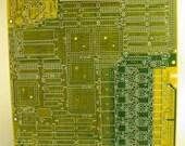 GEEKERY CLIPBOARD Recycled Circuit Board Tekkie MC1