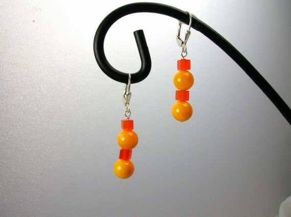 Fall Halloween Holiday Earrings  E-478