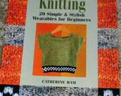 Knitting: 20 Simple and Stylish Designs for Beginners