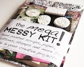 MEGA messy kit