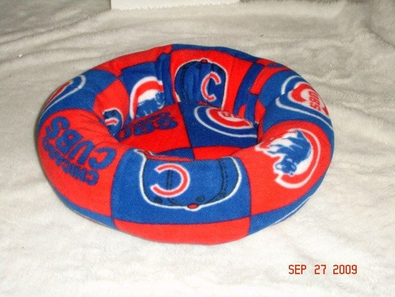 On Sale Mlb Chicago Cubs Cat Small Dog Bed