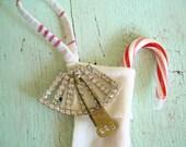 Christmas  Stocking - Vintage