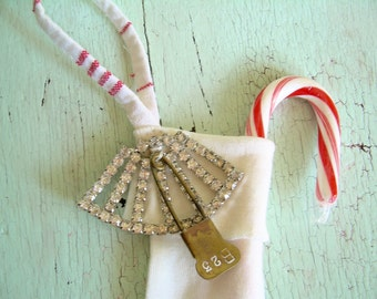 Christmas  Stocking - Vintage