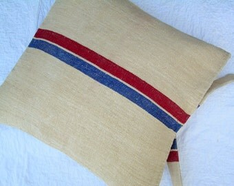 "Grain Sack - 20"" Pillow Sham"