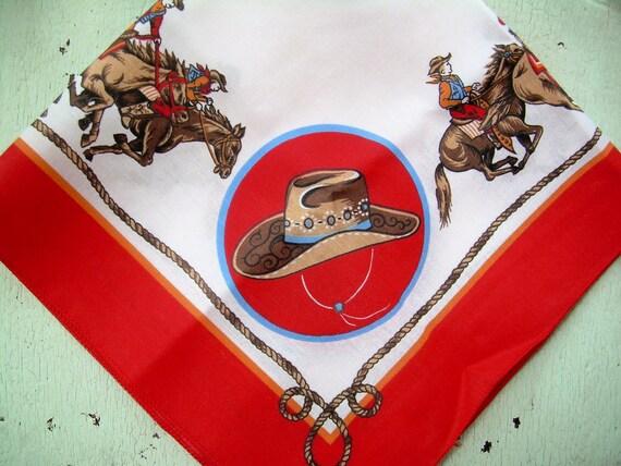 Cowboy Hankie