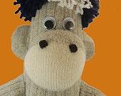 Toronto Maple Leafs Sock Monkey
