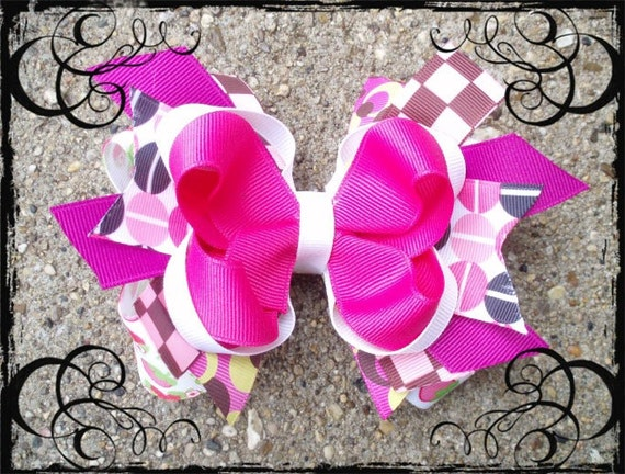 boutique bows how to make