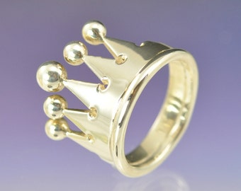 The Crown Ring.