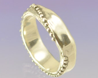 Stacking Silver Ring.