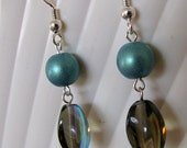 RESERVED FOR GINGER Danube Earrings -