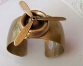 GOLDEN PROP CUFF...bracelet