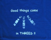Mens Down Syndrome Good Things  shirt - Awareness Trisomy 21 chromosomes His & Hers adult S M L XL XXL mens black navy  blue tshirt