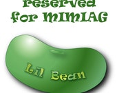 Reserved for MIMIAG