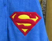 Reserved for MIMIAG - Superman Poncho