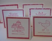Gift Card Assortment  Pick Your COLOR
