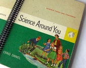 Science Around You: Science Today and Tomorrow, Recycled Book Journal