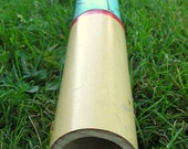 HANDMADE BAMBOO DIDGERIDOO WITH MONKEY PAINTING
