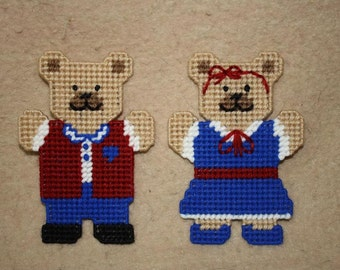 539 September bear magnets