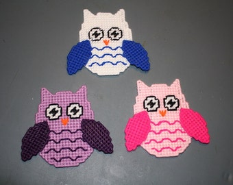 550 Owl magnets