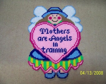 196 Mother's are angels in training