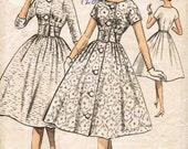 Vintage Dress Pattern  2025
