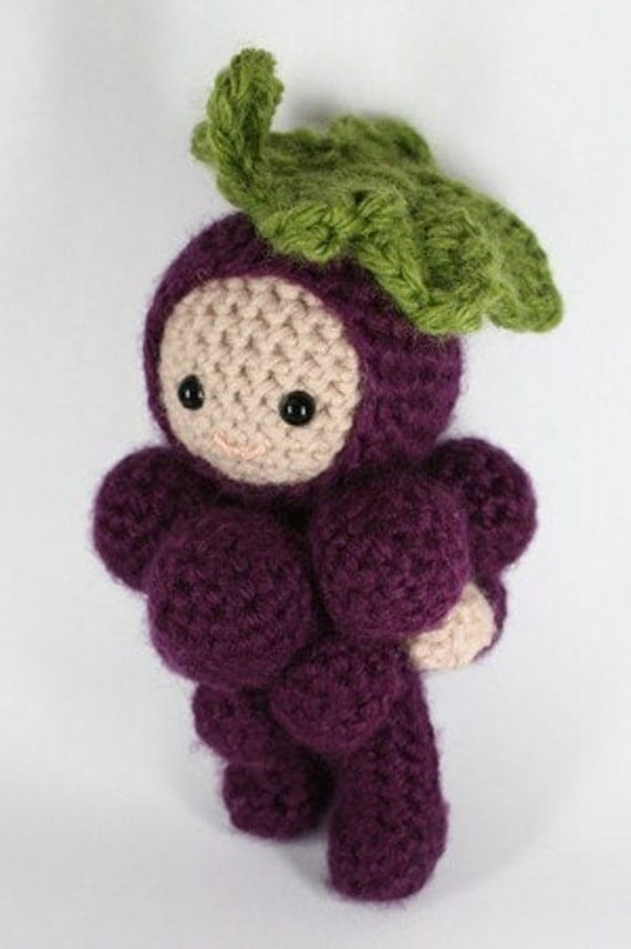 Items similar to Crochet Pattern- Georgie, an amigurumi ...