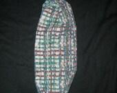 Bag holder tube