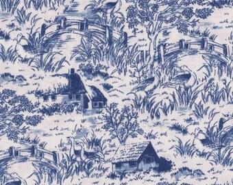 Cottage Design Fabric 100% Cotton