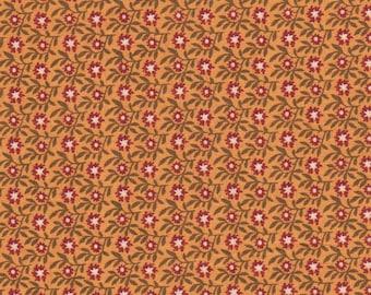 Flower Aubusson Fabric 100% Cotton.