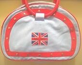 European Vespa Zero Kilo Metro Retro Vintage Handbag Purse