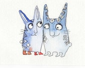 Rabbit Love Original