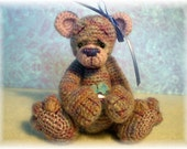 OOAK Thread Crochet Bear Pattern 2 (Thumbs and Toes) by Jessica Lee's Little Creations