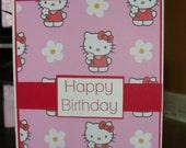 Hello Kitty - Birthday Greetings