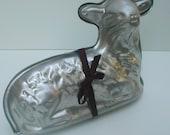 Little Lamb Baking Tins - Aluminum Cake Mold Set
