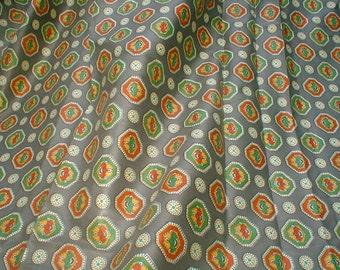 Pajama Fabric - So Soft Cotton Cloth- Vintage 40s Material - 4 yds