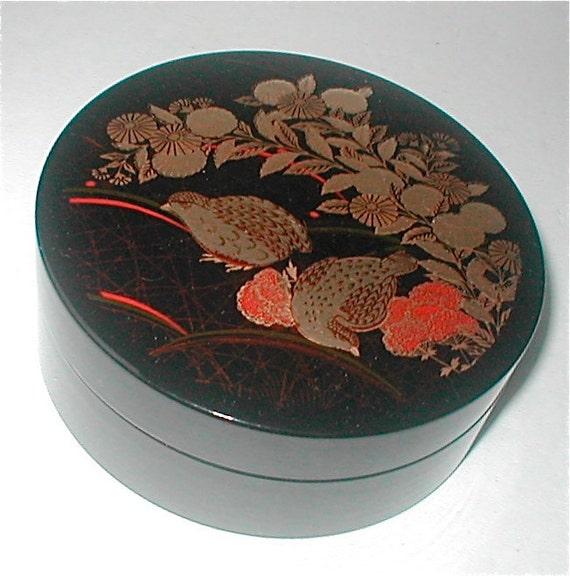 Vintage Otagiri Coaster Set In Box Japanese By Studiostebbylee