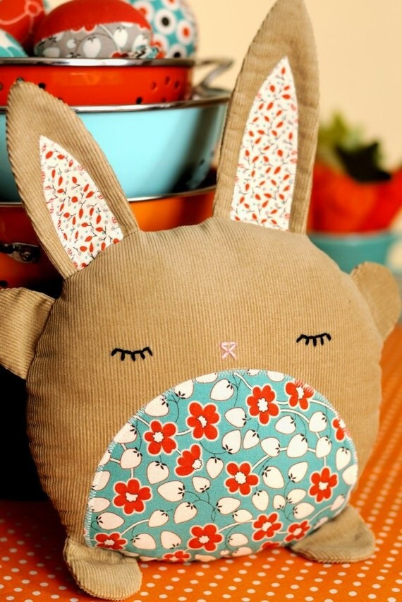 pdf sewing pattern betsy amp basil bunny softies instant