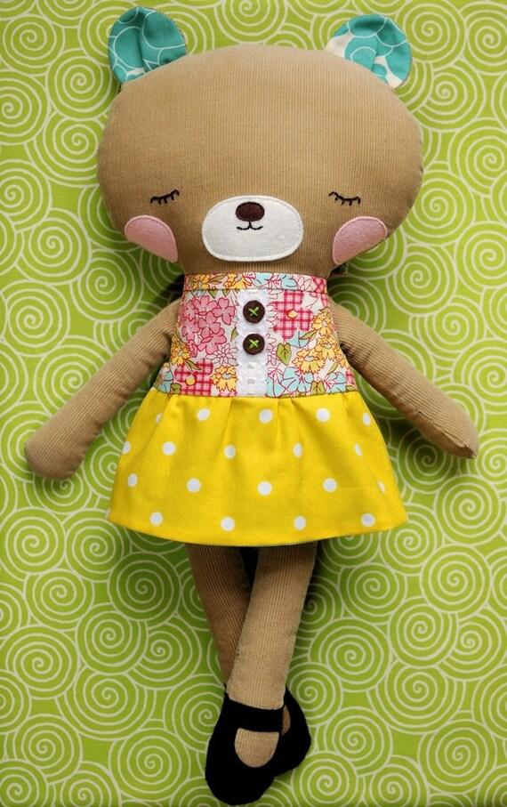 doll dress sewing pattern pdf sewing pattern doll by retromama