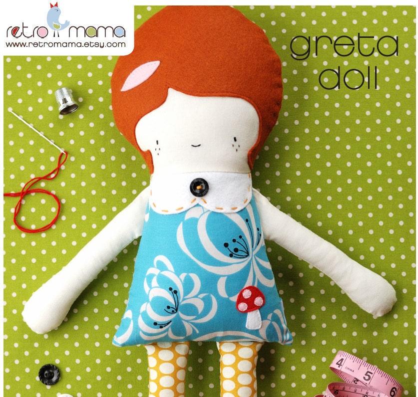 Doll Fabric Patterns Free