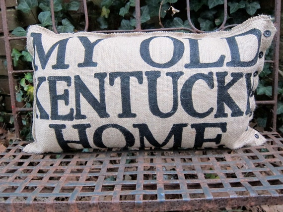 Quincy Pillow - My Old Kentucky Home