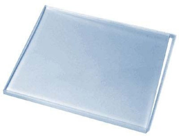 Huge stamping block extra large acrylic mounting block handle for Large acrylic block
