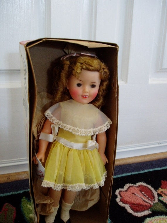 1950s ShiRLeY TeMpLe DOLL reserved