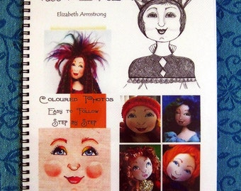 Fuss Free Faces - A facec painting manual