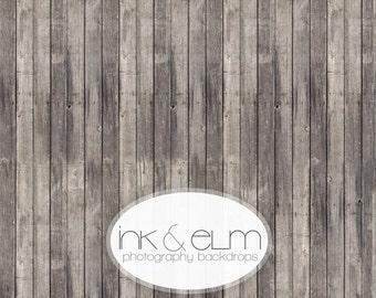 "Wood Backdrop 7ft x 5ft Old Wood Floor, Vinyl Photography Floordrop or Backdrop, Old Wood Floor Vinyl Backdrop, Wood Background ""Bilbee"""