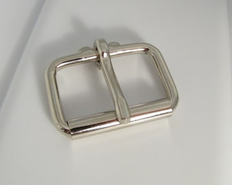 Roller Buckle 1.5 Inch Pk of 25 Nickel Plated