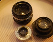 Instant Collection of Vintage Camera Lenses