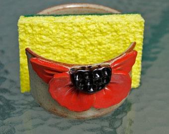 Poppy Sponge Holder