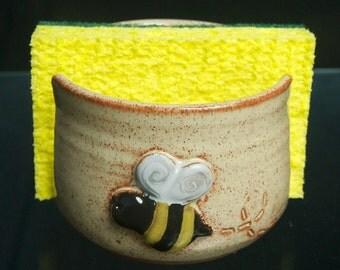 Bizzy Bee Sponge Holder