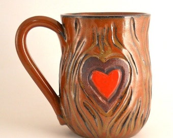 HeartWood Mug